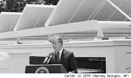 President Jimmy Carter 1979